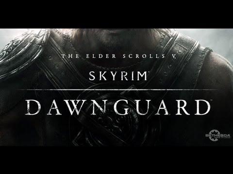 The Elder Scrolls V Skyrim: Dawnguard DLC - Gameplay Playthrough Part 4