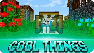 getlinkyoutube.com-Minecraft - 8 Cool Things to Make in 1.9 Minecraft (Details / Furniture)