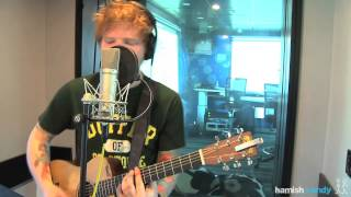 Ed Sheeran plays Macklemore's 'Same Love' and it is surprisingly good