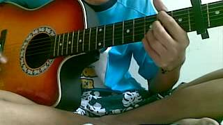 Baby Blue Eyes   A Rocket To The Moon (Guitar Cover)