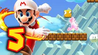 Zagrajmy w Super Mario Maker 5: Architekturalne arcydzieła Geralda