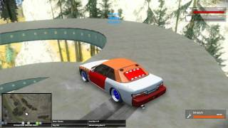 Drift Mount Chiliad DS | GTA San Andreas | Equipe DS Virtual | HD | 60FPS