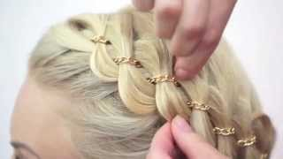 getlinkyoutube.com-Плетение волос Amazing braiding PARIKMAXER.TV