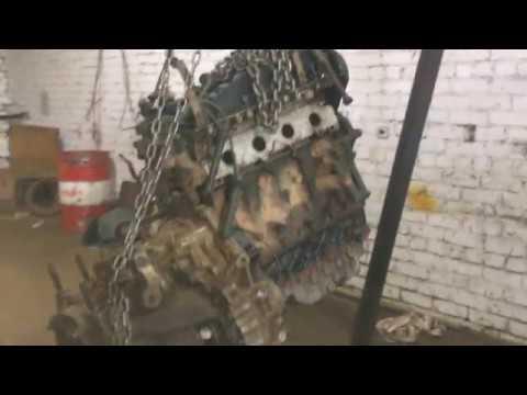 Чери тигго. первый запуск после замены двигателя
