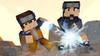 getlinkyoutube.com-Minecraft: ESCADONA - NARUTO ‹ AM3NIC ›