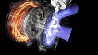 getlinkyoutube.com-VTG Turbocharger Animation