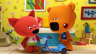 getlinkyoutube.com-🐻 Ми-ми-мишки - Всемашина - Новые серии 2017! Веселые мультики для детей