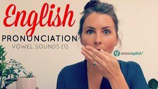 English Vowel Sounds - Pronunciation Training