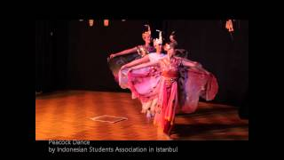 getlinkyoutube.com-Tari Merak by PPI Istanbul (Indonesian Culture Day)