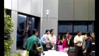 getlinkyoutube.com-Actor vijay at our office