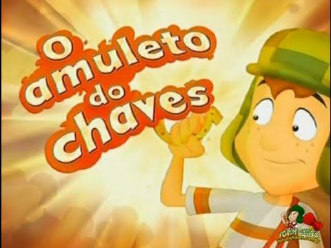 Chaves em Desenho Animado - O amuleto do Chaves (5ª temporada)