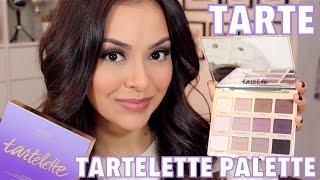 getlinkyoutube.com-Tarte Tartelette Palette First Impression / Tutorial - TrinaDuhra