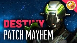 getlinkyoutube.com-Destiny Patch Mayhem - The Dream Team (Funny Moments)
