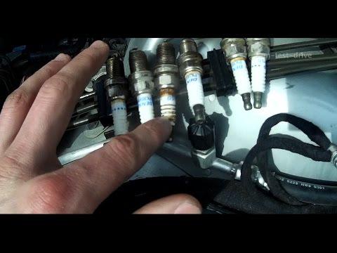Раскоксовка колец двигателя на мерседес w220