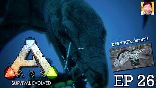 getlinkyoutube.com-ARK Survival Evolved EP26 : ภารกิจลับอัศวินโต๊ะเหลี่ยม