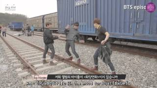 getlinkyoutube.com-[Thaisub] 방탄소년단 'I NEED U' MV shooting