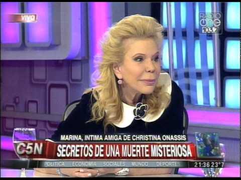 C5N - CHICHE EN VIVO: SECRETOS DE UNA MUERTE MISTERIOSA