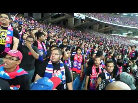 Pahang vs Johor DT (B.O.S) FA Cup - Semi Final at SBJ Part 8