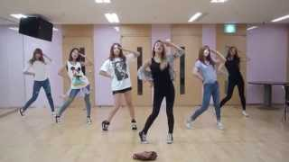 "getlinkyoutube.com-APink - ""Mr. Chu"" Dance Practice Ver. (Mirrored)"