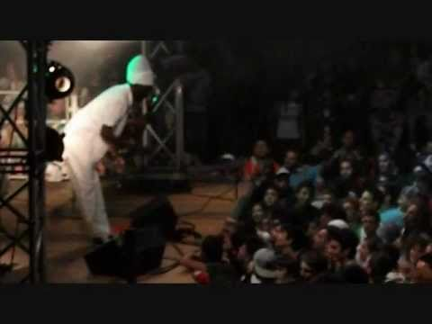 Anthony B - Time To Have Fun (Rasta Love Tour 2011 Live @ Catanzaro)