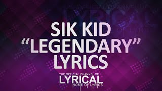 getlinkyoutube.com-Sik World - Legendary Lyrics