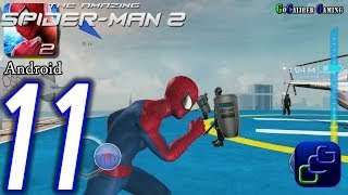 getlinkyoutube.com-The Amazing Spider-Man 2 Android Walkthrough - Part 11 - Episode 3 Find the missing chemical