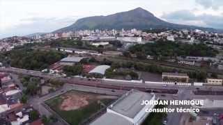 PROGRAMA AMBIENTE E CONSTRU��O EDI��O 047 - DRONE - BAND