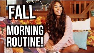 getlinkyoutube.com-My Fall Morning Routine! | Mylifeaseva