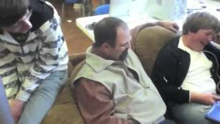 getlinkyoutube.com-Preachers Reaction To The Farting Preacher