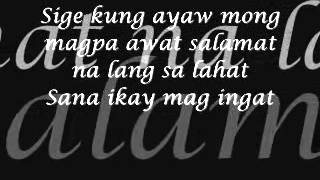 getlinkyoutube.com-Teka lang - Siakol Lyrics