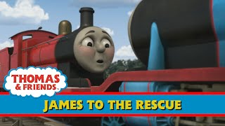 getlinkyoutube.com-James to the Rescue - US (HD) [Series 15]