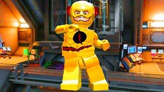 getlinkyoutube.com-LEGO Batman 3 Beyond Gotham - How to Unlock Reverse Flash & Showcasing his Abilities