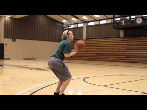 Basketball: How to shoot on the move