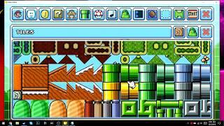 Mario Editor level making stream!!!