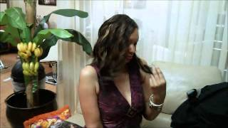 getlinkyoutube.com-2013-04-28 Virgin Remy Hair Moses Inernational one month after Installation