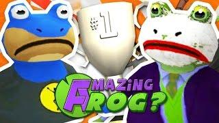 getlinkyoutube.com-BATFROG VS JOKE FROG SILVER TROPHY BATTLE - Amazing Frog - Part 71 | Pungence