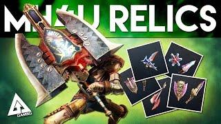 getlinkyoutube.com-Monster Hunter 4 Ultimate Tutorial - Relic Armor & Weapons