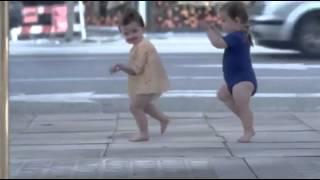 getlinkyoutube.com-Dancing Babies  Funny Videos