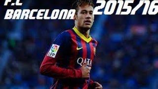 Neymar JR ● Skills ● Goals ● 2015/16 ● FC Barcelona
