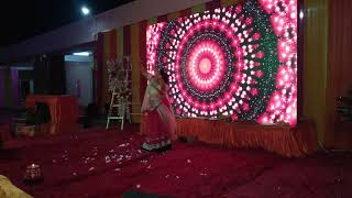 Ghoomar dance at Family Marriage function 2018