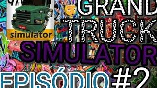 getlinkyoutube.com-Conseguindo a Carteira C!! Grand Truck Simulator #2