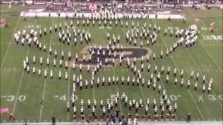 "getlinkyoutube.com-""All-American"" Marching Band Family Guy Show Oct. 11, 2014"