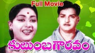 getlinkyoutube.com-Kutumba Gauravam Full Length Telugu Movie