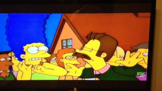 getlinkyoutube.com-Flanders goes crazy