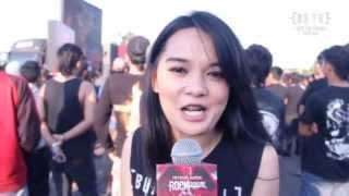 "getlinkyoutube.com-Burgerkill - RockAdventure ""Spit The Venom 2013"" - Tour Diary V"