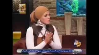 getlinkyoutube.com-ساعه مع شريف مع  ساره اسامه المذيعة  ومصممة ازياء
