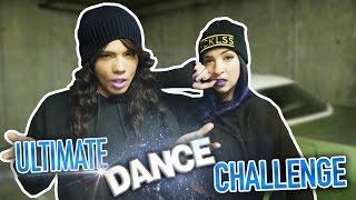 getlinkyoutube.com-Ultimate Dance Challenge: Gabbie & Trixie
