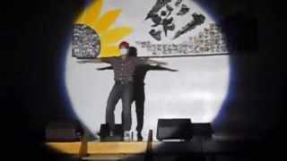 getlinkyoutube.com-【アニソン】文化祭でオタク5人が本気を出したようですw【踊ってみた】