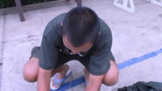 getlinkyoutube.com-เมื่อมาเป็นทหารเราต้องซักผ้าเองได้