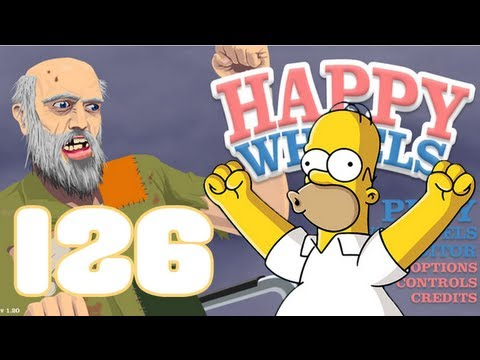 HAPPY WHEELS: Episodio 126